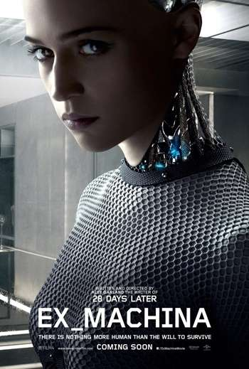 Ex Machina DVDRip Latino