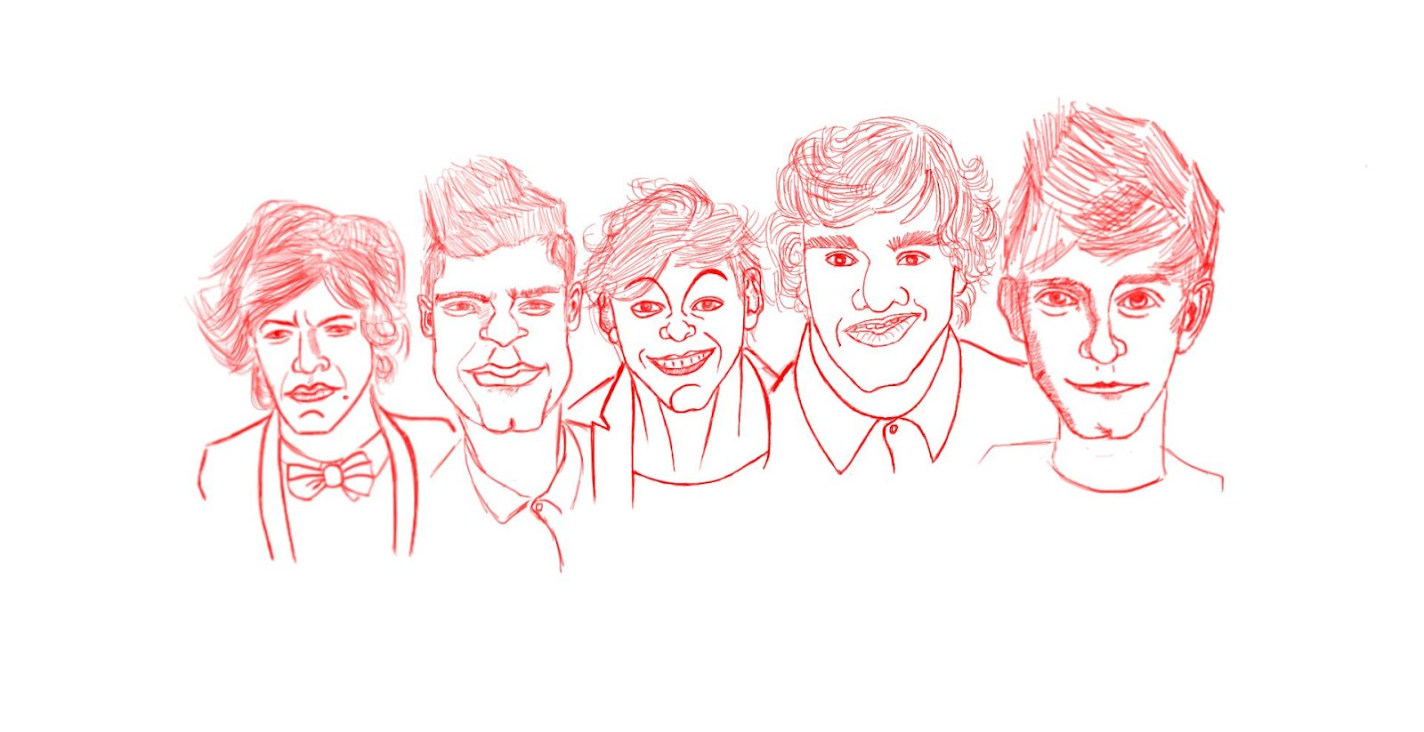One direction caricature my journey one direction caricature voltagebd Images