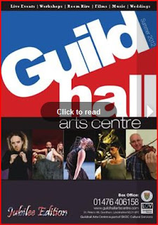 Guildhall Arts Centre's summer 2012 brochure