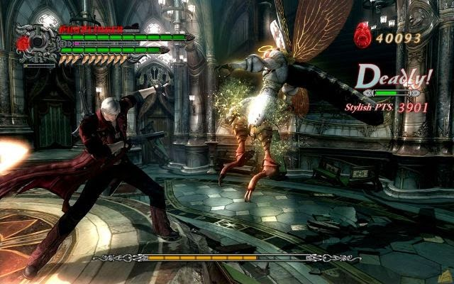 Devil May Cry 4 Free Download PC Games