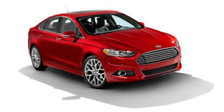 2013 Ford Fusion Release Date