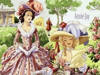 Les roses de Trianon, tome 1 : Roselys, justicière de l'ombre de Annie Jay