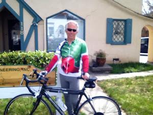 Pre ride Brad