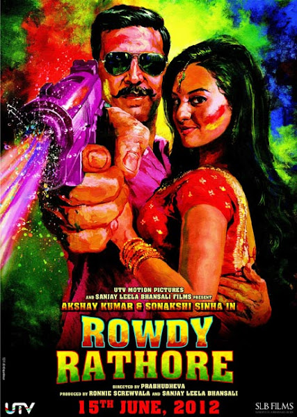 Rowdy Rathore 2012 Bollywood Hindi Movie