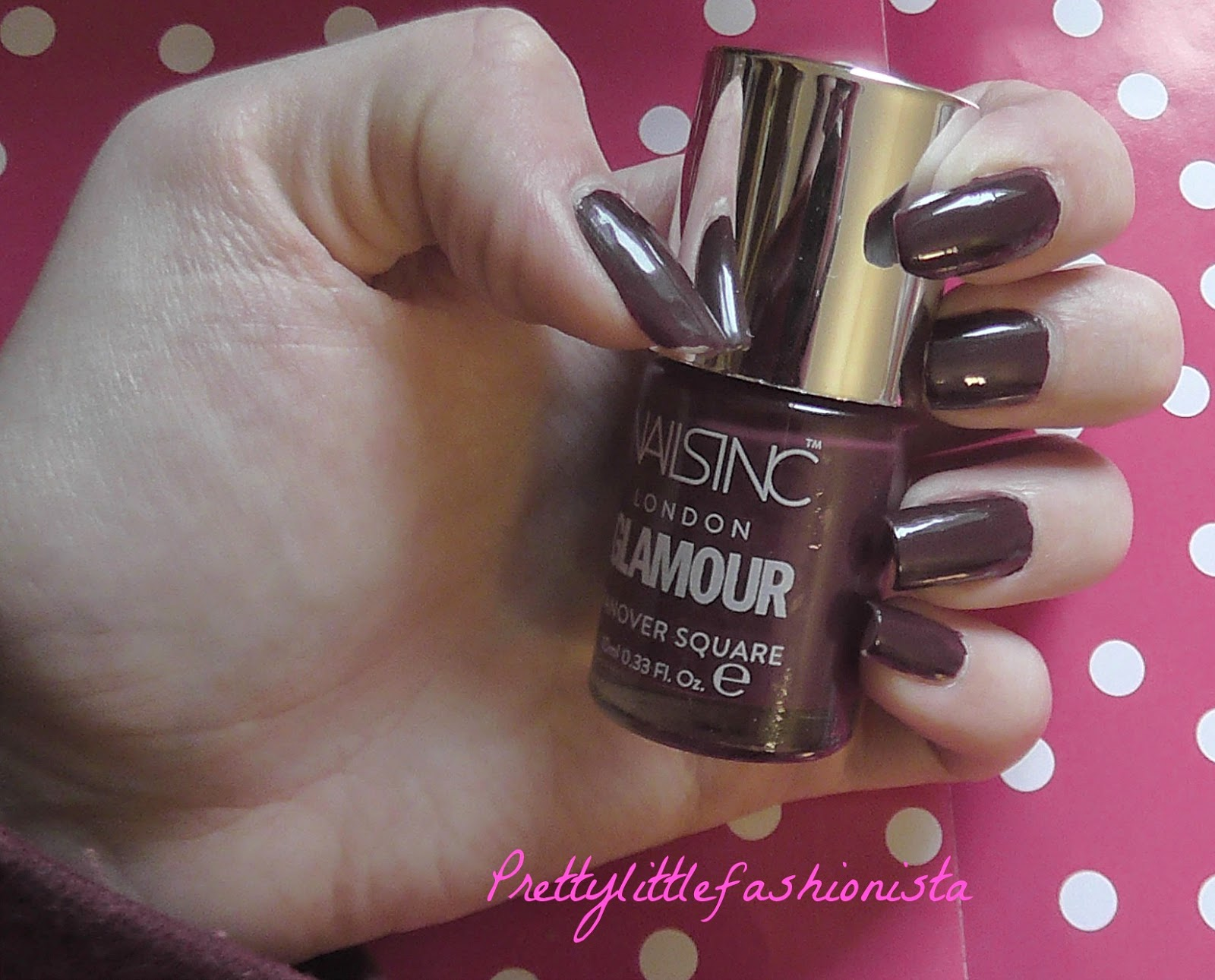 NOTD:  Nails Inc Hanover Square