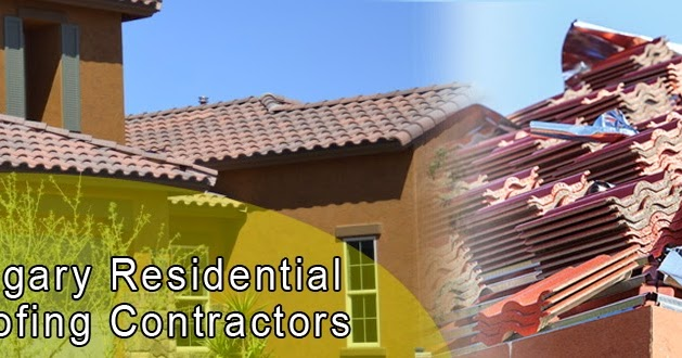 Calgary Roofing Contractors Roofing Contractor Services
