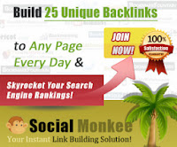 Submit your  content Every Day to 25 social  bookmarking sites, all on unique  C class IPs... FREE