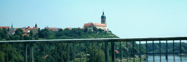 Замок Мельник. Чехия