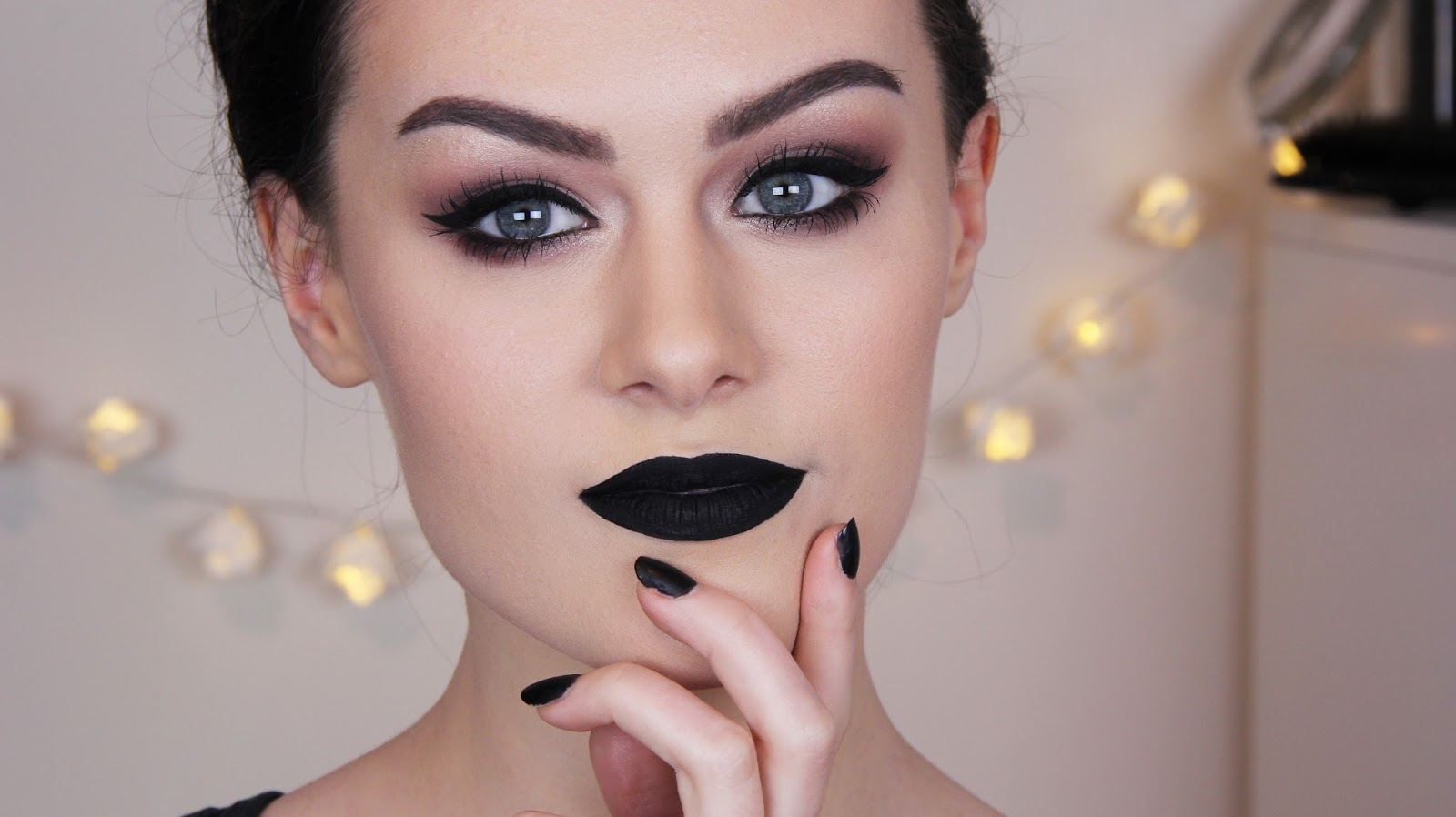 Emma Pickles: Black Lip