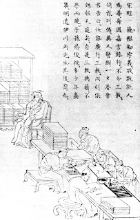 Stampa di testi religiosi in età Song - Tsien, p. 381