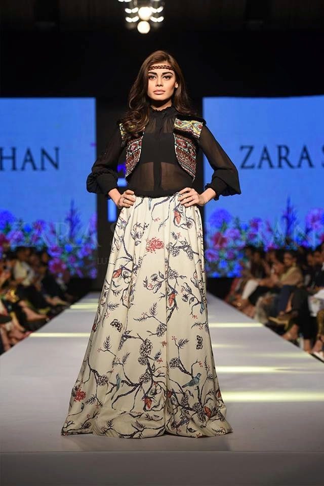 "Zara Shahjahan ""Forever Boho"" Pret Collection"