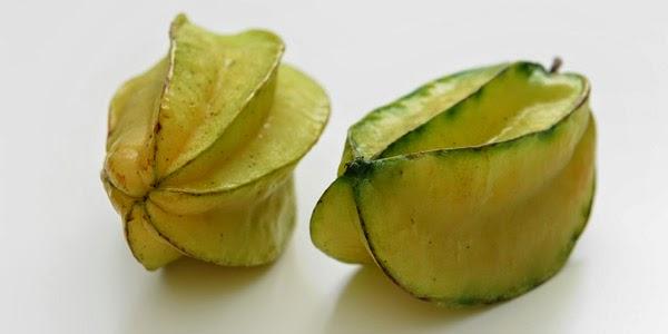 Fruta de estrela