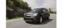 2015 Chevrolet Equinox – Review and Specs
