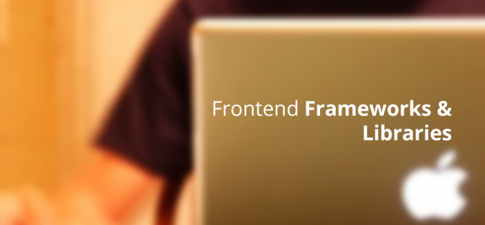 5 Frontend Frameworks and Libraries You Should Know