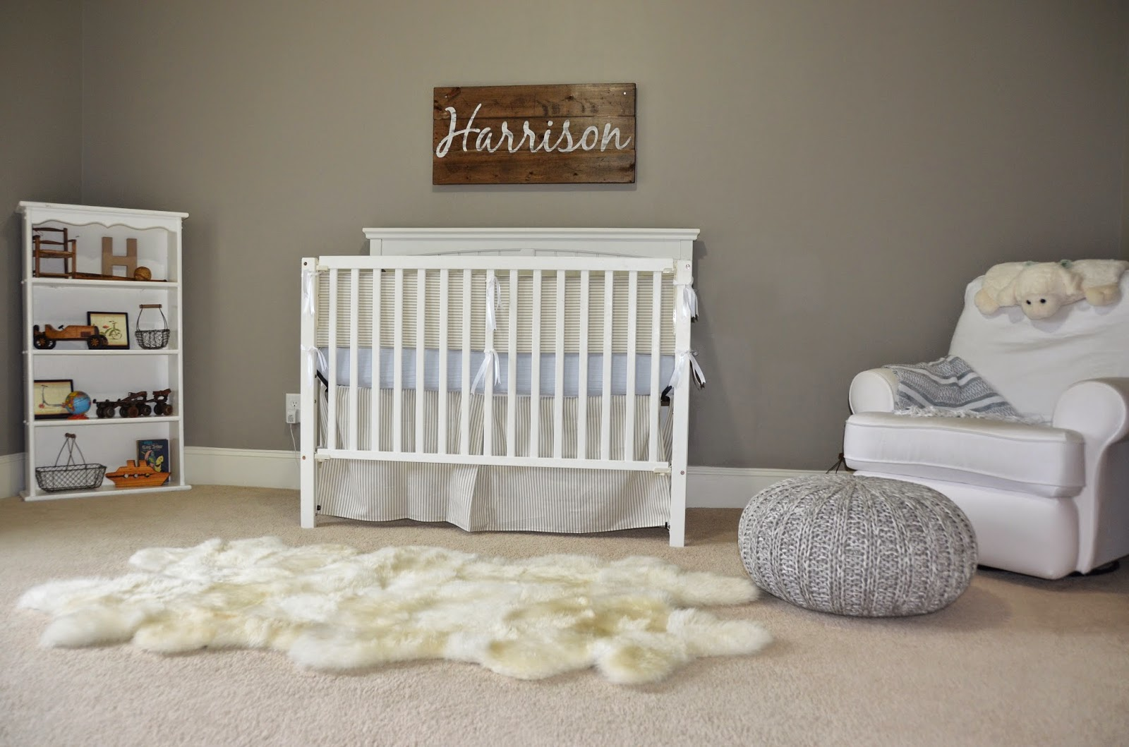 perfect crib bedding for boys