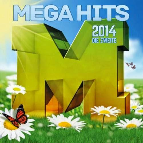MegaHits Die Zweite 2014-CD1