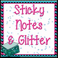 http://www.stickynotesandglitter.blogspot.com/