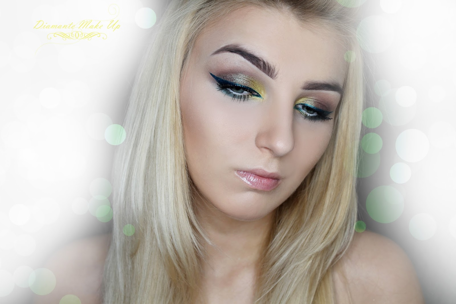 Todays Look - Hawaii Makeup