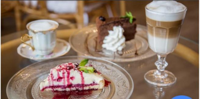 Cukrárna - Kavárna - prodejní Galerie