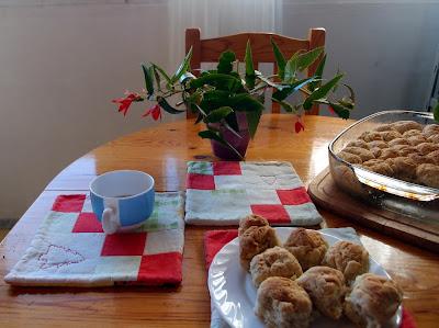 милинки, пачуърк и чай за празниците