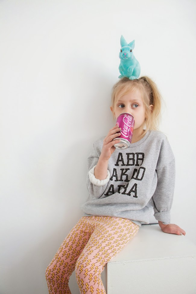 Gardner and the Gang spring 2015 kids fashion collection