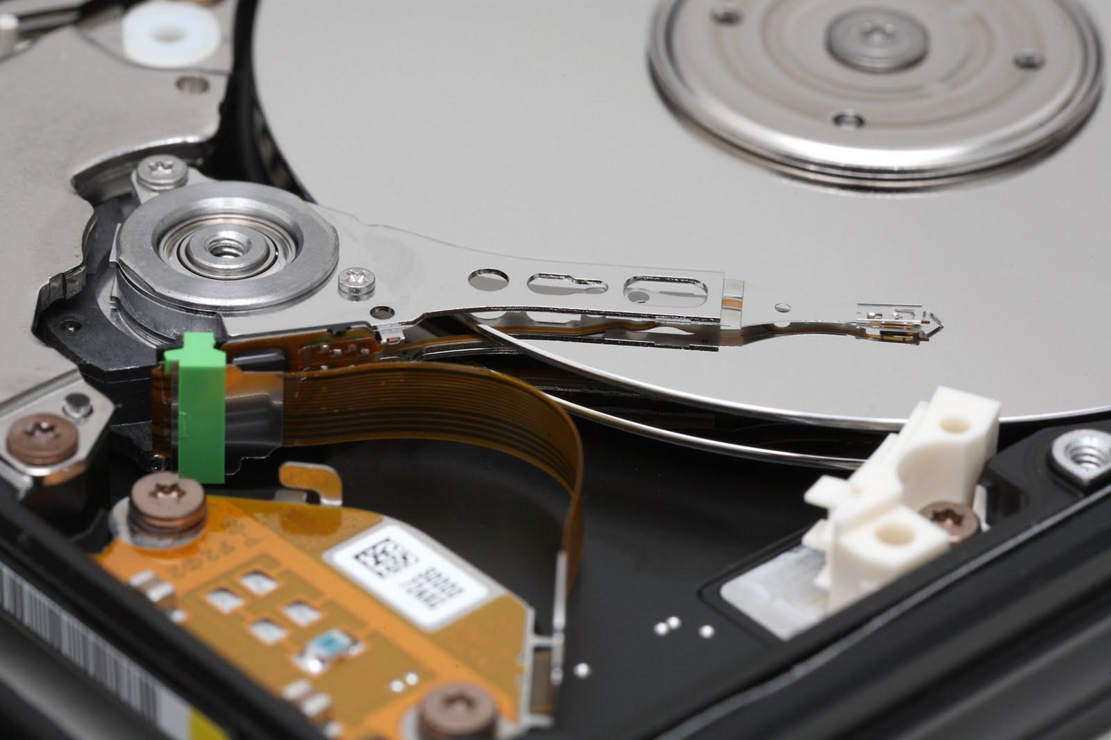 Ремонт жестких дисков своими руками
