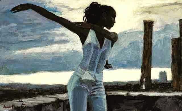 Испанский художник. Ramon Lombarte