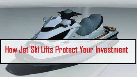 Jet Ski Lifts