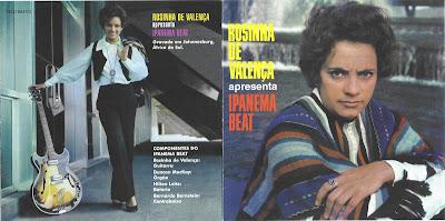 Rosinha de Valenca - Ipanema Beat  1970 (RCA)