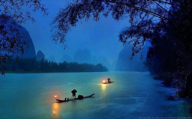 River Li - China