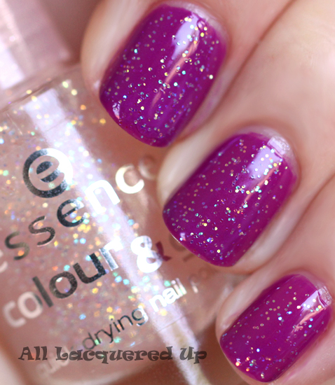 Essence Gel Nail Polish Space Queen: Polished Diaries: Trending: Spring/Summer 2012 Nail Trends