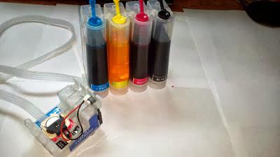 sistema de tinta impresoras epson