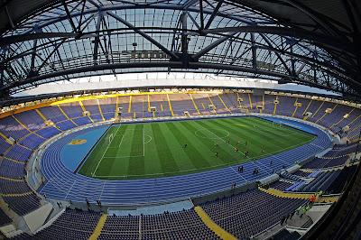 Stadionul Metalist Stadium Harkov ucraina
