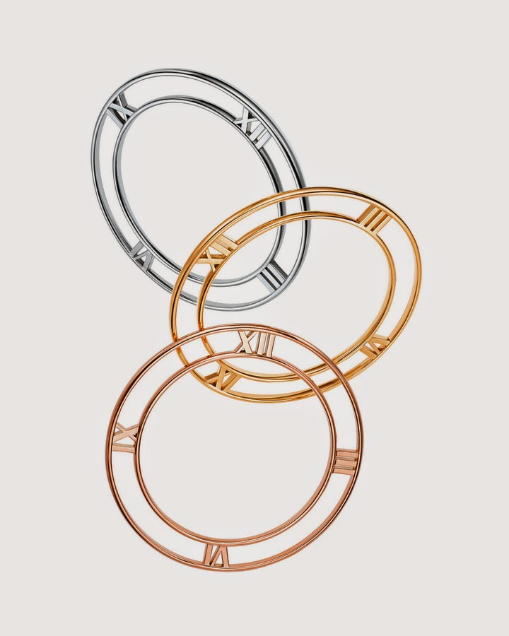 Atlas Collection by Tiffany &Co.