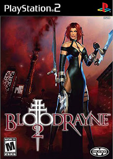 Free Downlaod Game Bloodrayne II PCSX2 ISO Full Version ZGASPC