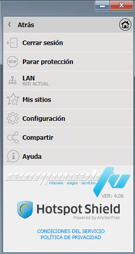 Hotspot Shield Elite 5.4.11 Full Español