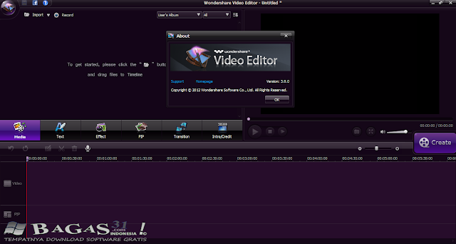 Wondershare Video Editor 3.00 Full Patch 2
