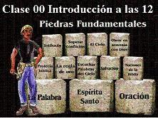 BIENVENIDOS AL CURSO DE LAS 12 PIEDRAS FUNDAMENTALES