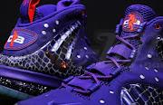 2013 Nike Chuckposite Barkley Posite Phoenix Suns Sneaker (Detailed Images)