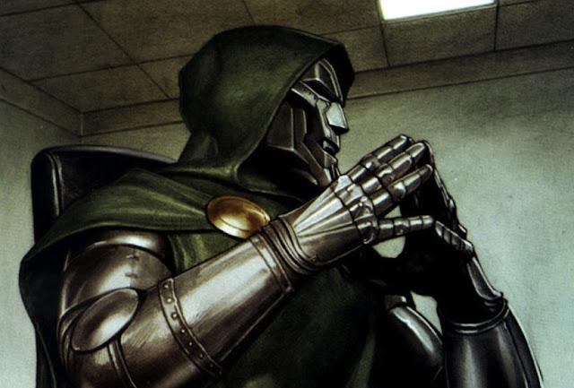 Doctor Doom (Marvel Comics) Character Review - 2