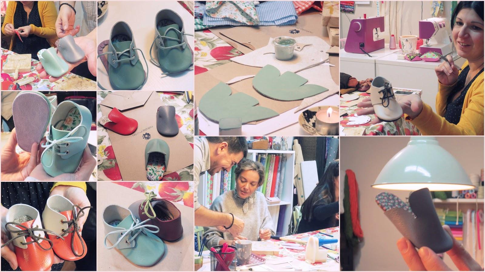 La laborteca babyshoes by natalio - Zapatos collage ...