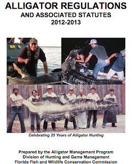 aligator hunting