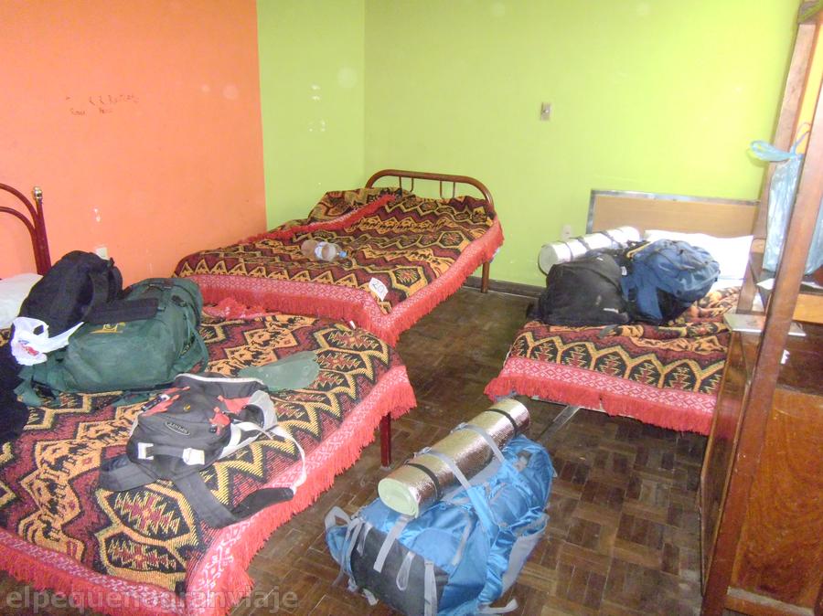 hostel El carretero