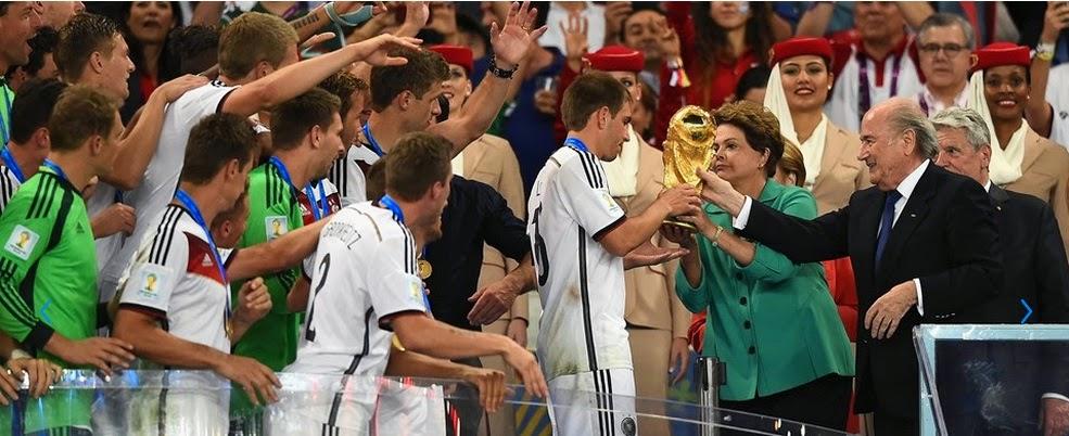 Jerman 1 0 Argentina