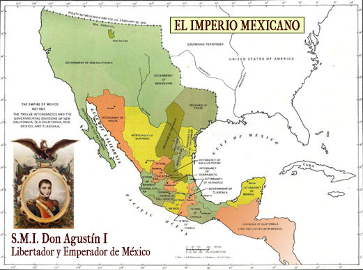 primer imperio mexicano