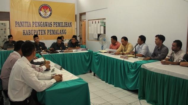 KPU Pemalang Diminta Segera Laksanakan Rekomendasi Panwas