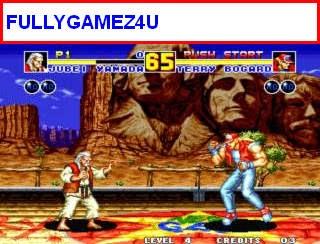Download Fatal Fury 2 Game For Pc