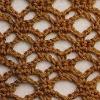 Punto cielo abierto crochet
