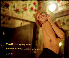 Book: Wolf189, spring 2010