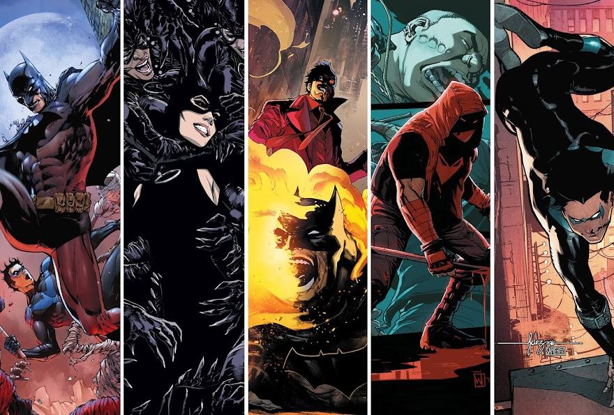 ¡El futuro del Caballero Oscuro y compañía luce más prometedor que nunca!